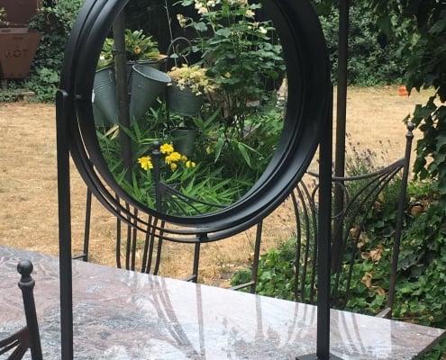 Siersmederij De Weerdt Varia decoratie spiegel