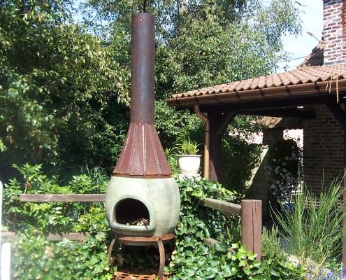 Siersmederij De Weerdt Tuin BBQ