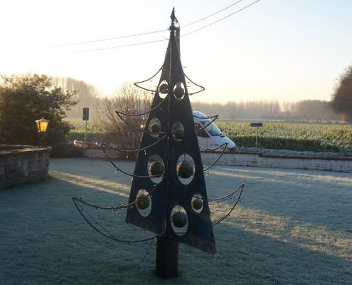 Siersmederij De Weerdt Tuin Kerstboom